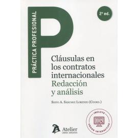 Cláusulas en los contratos internacionales 2021 Redacción y análisis