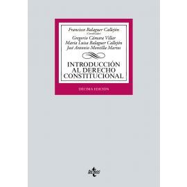 Introducción al Derecho Constitucional 2021