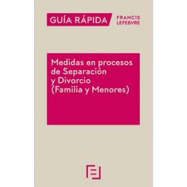 Medidas en Procesos de Separación y Divorcio (Familia y Menores)