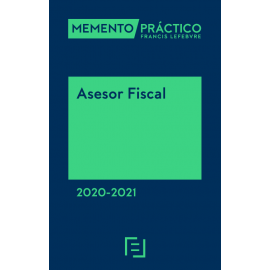 Memento Asesor Fiscal 2020-2021