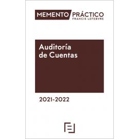Memento auditoría de cuentas 2021-2022