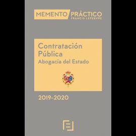 Memento Contratación Pública . Abogacía del Estado 2019-2020