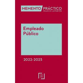 Memento Empleado público 2022-2023
