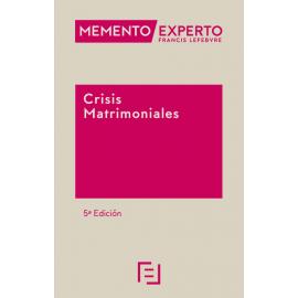 Memento Experto Crisis Matrimoniales 2021