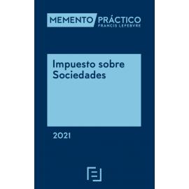 Memento impuesto sobre sociedades 2021
