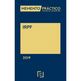 MEMENTO IRPF 2019