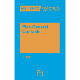 Memento Plan General Contable 2020
