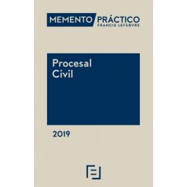 Memento Procesal Civil 2019