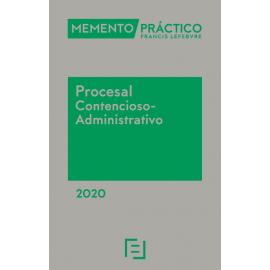 Memento Procesal Contencioso-Administrativo 2020