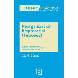 Memento Reorganización Empresarial (Fusiones) 2019-2020