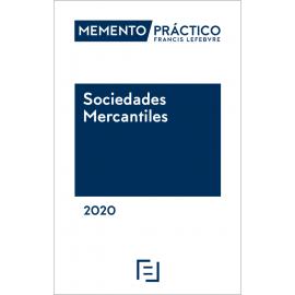 Memento sociedades mercantiles 2020