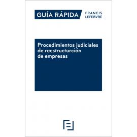 Procedimientos judiciales de reestructuración de empresas