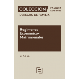 Regímenes Económico-Matrimoniales. 2020 Derecho de Familia