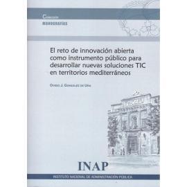 Reto de innovación abierta como instrumento público