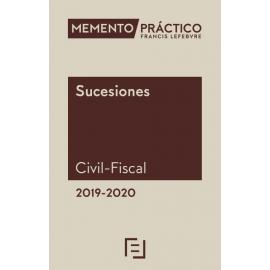 Memento Sucesiones (Civil-Fiscal) 2019-2020