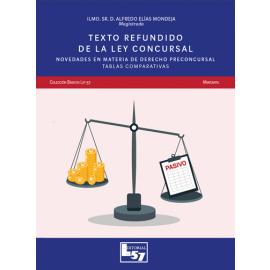 Texto refundido de la Ley Concursal 2020. Novedades en materia de Derecho preconcursal. Tablas Comparativas.  ¡ Formato Papel + Conferencia 4 de Junio ¡