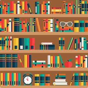 En librería